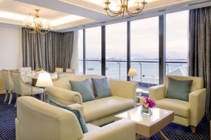 Royale Chulan Penang - Premiere Suite Living and Dining Room