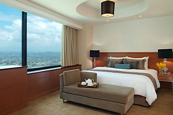 Eastwood Richmonde Hotel in Quezon City, Philippines - Deluxe Room
