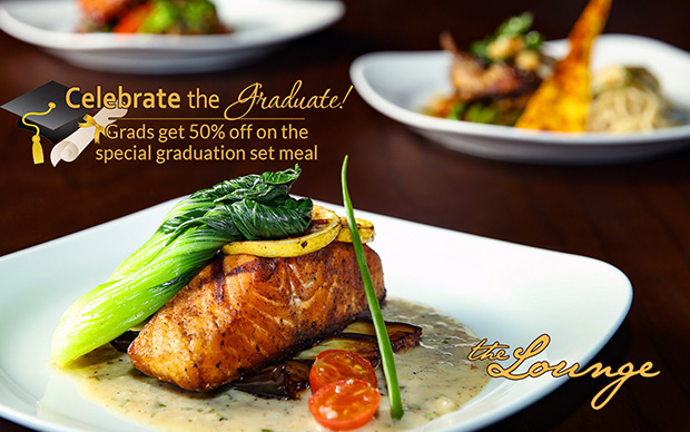 Eastwood Richmonde Hotel in Quezon City, Philippines - Celebrate the graduate