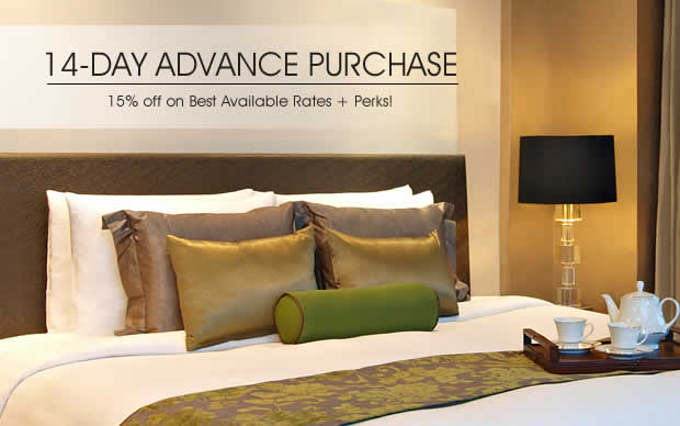 Eastwood Richmonde Hotel in Quezon City, Philippines - 14-DAY ADVANCE PURCHASE