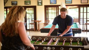 Tugawe Cove Resort in Caramoan, Camarines Sur, Philippines - Game Room - Football