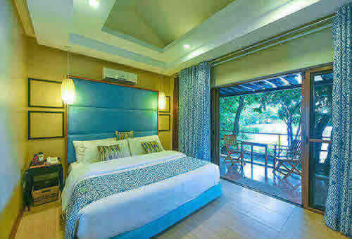 Tugawe Cove Resort in Caramoan, Camarines Sur, Philippines - Hillside Cabana King