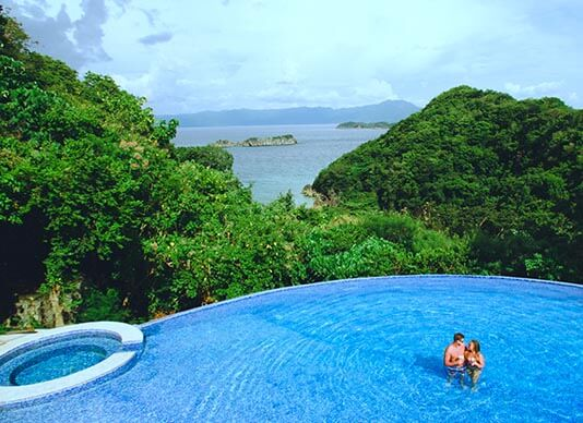Tugawe Cove Resort in Caramoan, Camarines Sur, Philippines