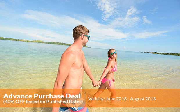 Tugawe Cove Resort in Caramoan, Camarines Sur, Philippines - Advance Purchase Deal (40% OFF based on Published Rates)