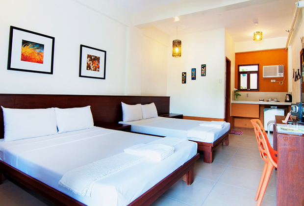 Agos Boracay Rooms + Beds Packages in Boracay Island, Philippines