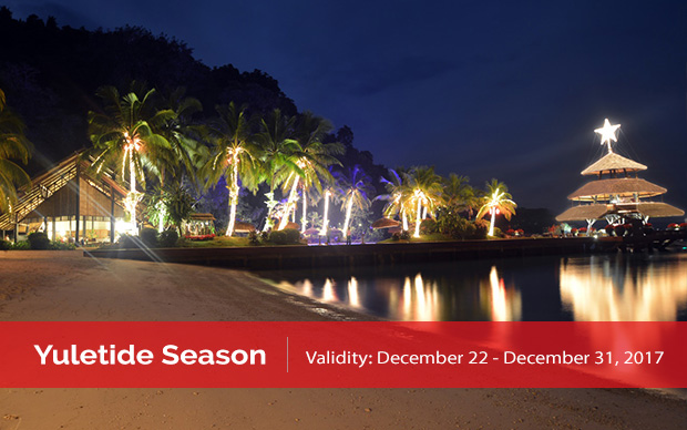 Pearl Farm Beach Resort - Yuletide Season