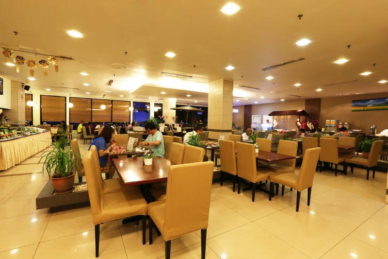 Langkawi Seaview Hotel - Kingfisher Cafe