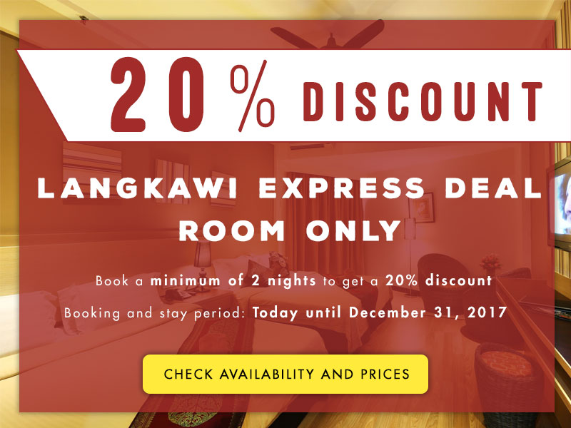 Langkawi Seaview Hotel - Langkawi Express Deal! Room Only