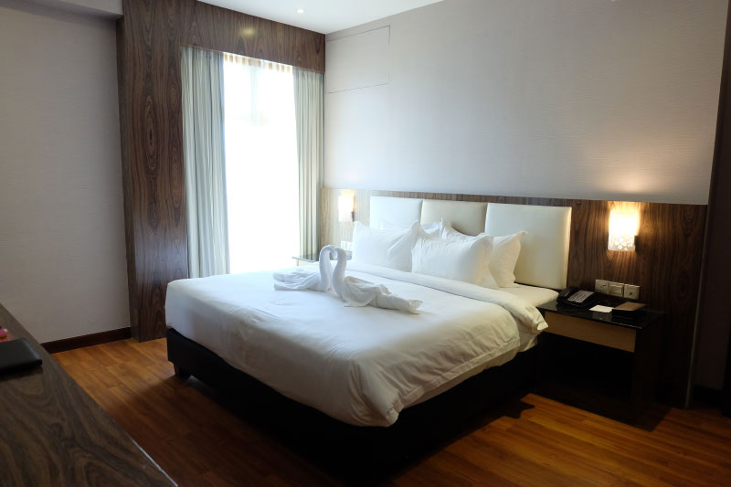 Vouk Hotel Suites - Executive Suite 1