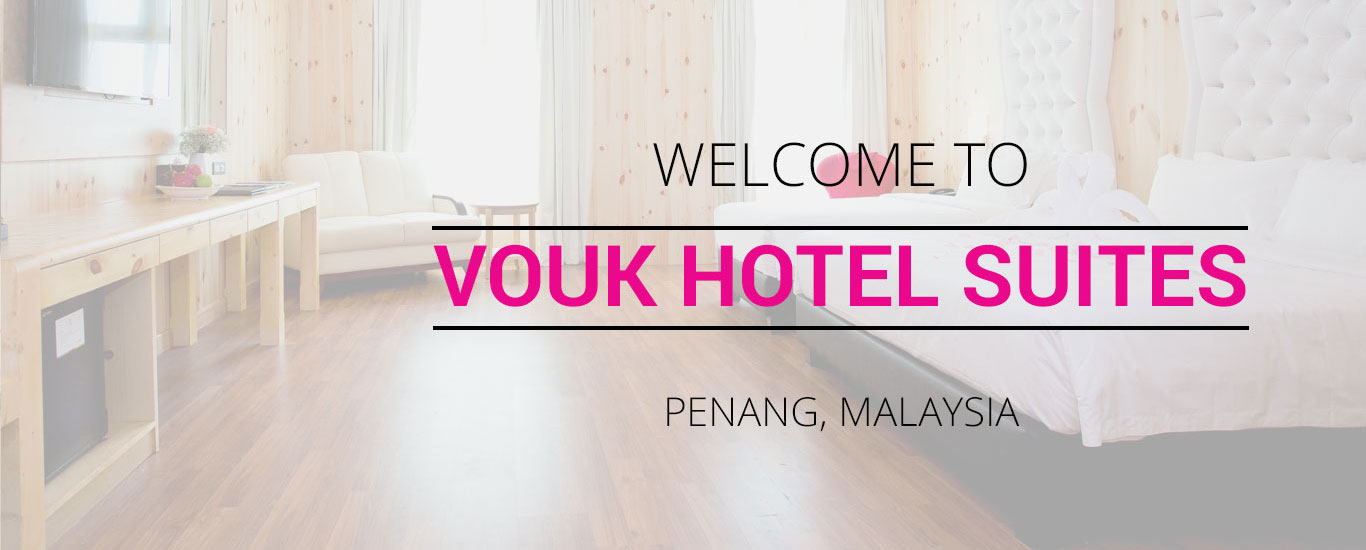 Vouk Hotel Suites in Penang, Malaysia