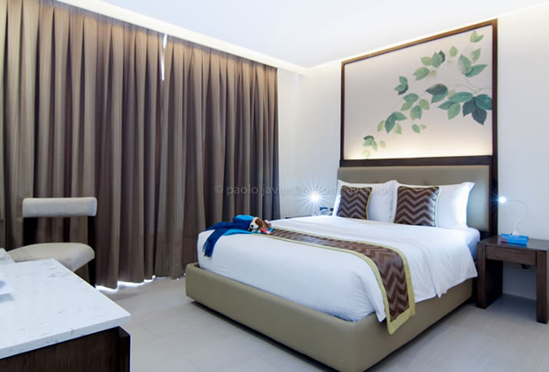 Boracay Haven Suite - Deluxe Room with Pool View