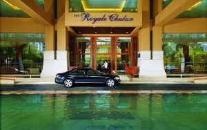 The Royale Chulan - Front Entrance
