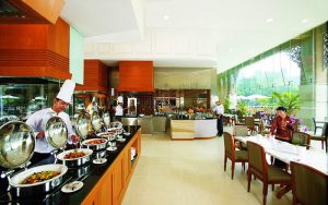 The Royale Chulan - Warisan Cafe with Chefs