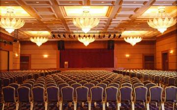 Royale Chulan - Theatre Seating in the Tamingsari Ballroom