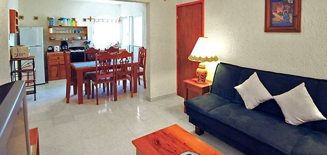 Righetto Vacation Rentals | Puerto Morelos, Mexico