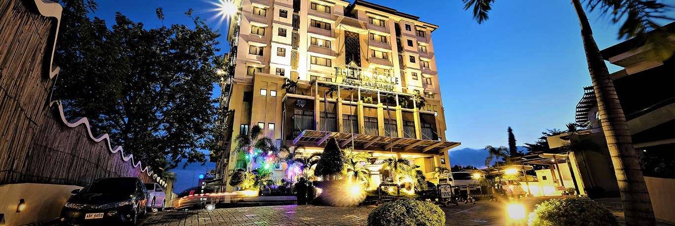 The Pinnacle Hotel and Suites in Davao City, Philippines