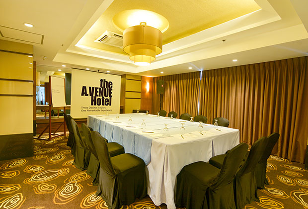 The A.Venue Hotel- Makati City Philippines - Facilities