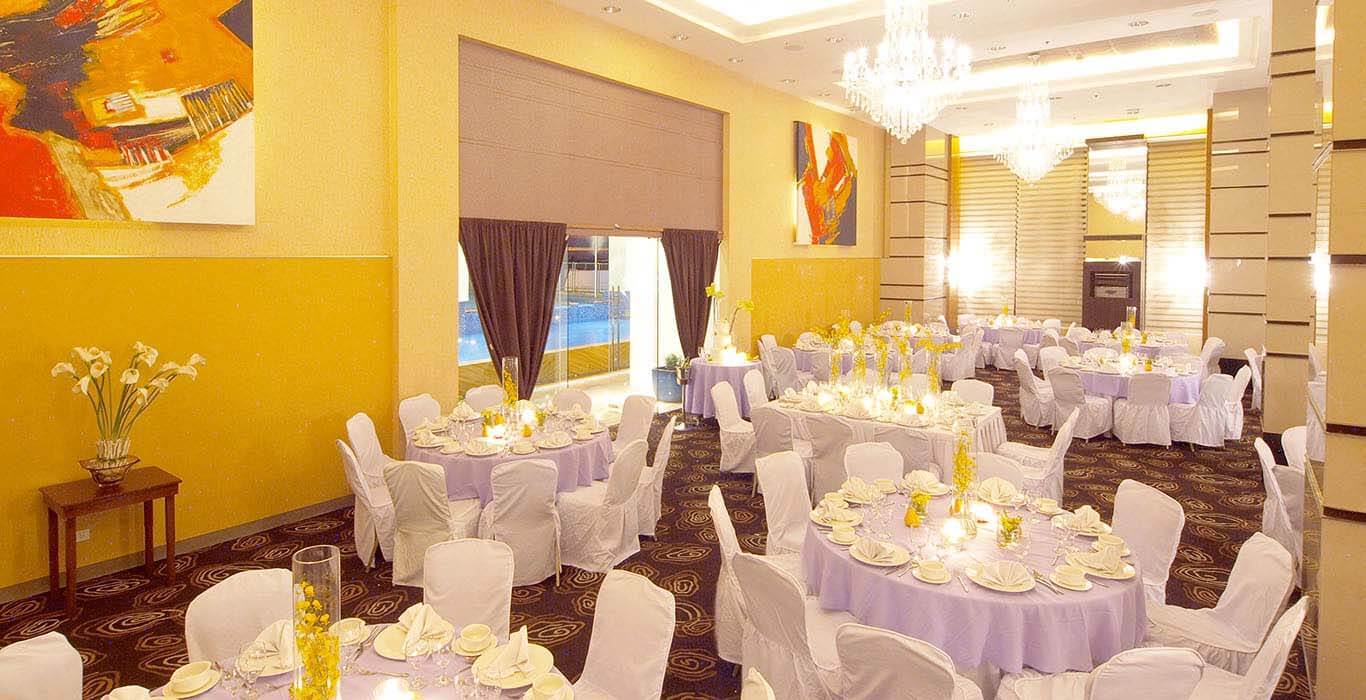 The A. Venue Hotel in Makati City, Philippines
