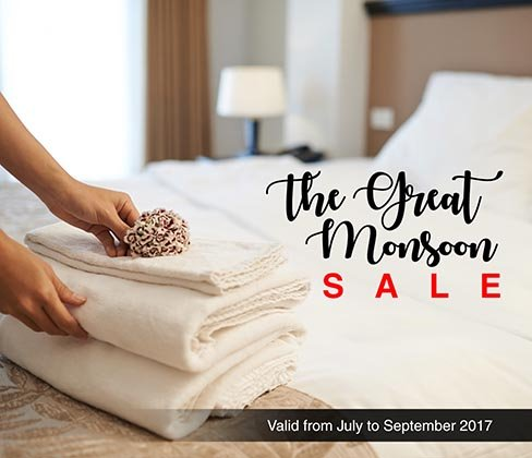 The Oriental Legazpi - The Great Monsoon Sale (2+1 Promo)
