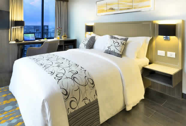 Have a relaxing stay at our Tranquility Deluxe rooms.