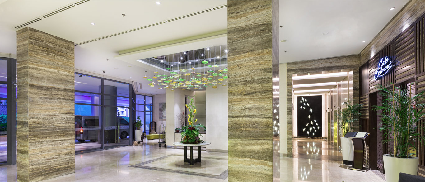Belmont Hotel Manila in Pasay City, Philippines