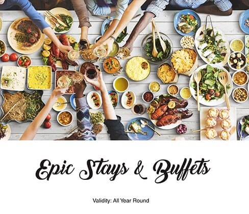 The Oriental Leyte - Epic Stays & Buffets