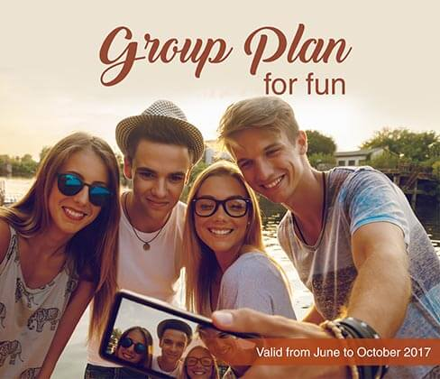 The Oriental Leyte - Group Plan for Fun!