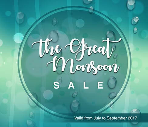 The Oriental Leyte - The Great Monsoon Sale (2+1 Promo)