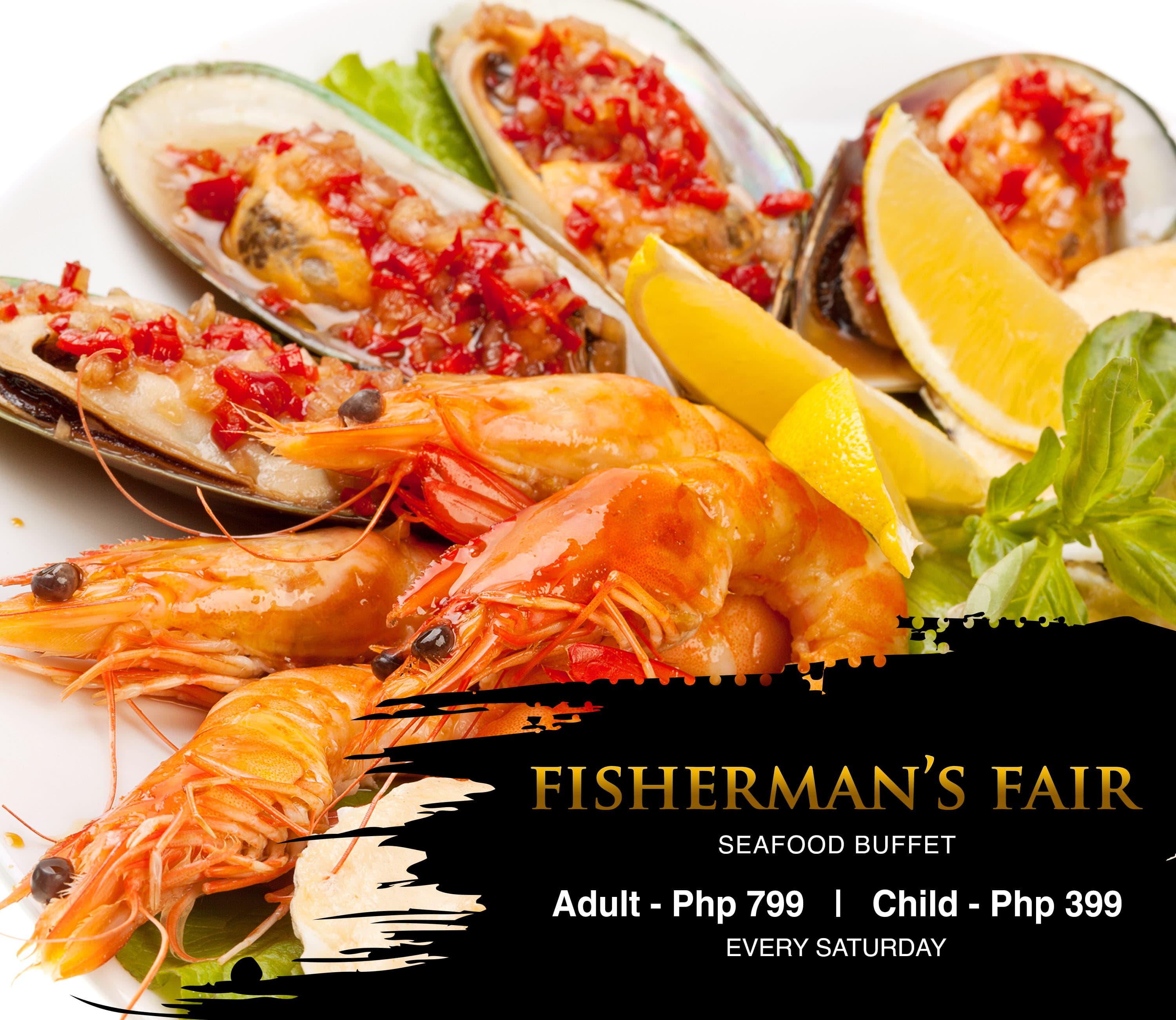Fishersman's Fair Seafood Buffet