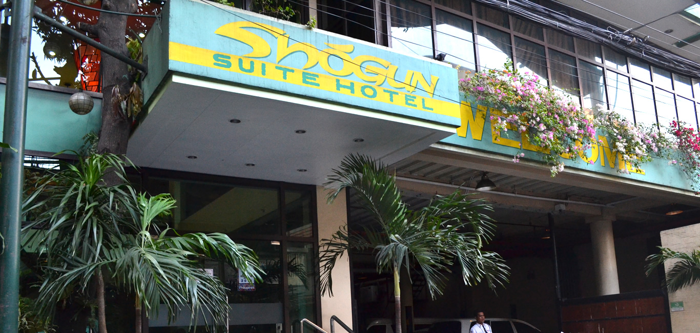 Shogun Suite Hotel in Pasay City, Philippines