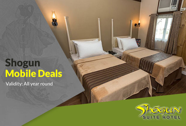 Shogun Suite Hotel - Shogun Mobile Deals