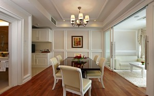 Royale Chulan Damansara - Duplex Suite Dining Area