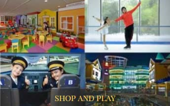 Royale Chulan Damansara - Shop and Play