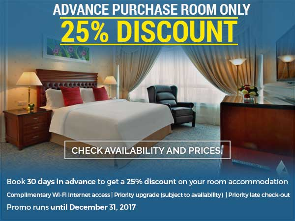 Royale-Chulan-Damansara-Advance-Purchase-Room-Only