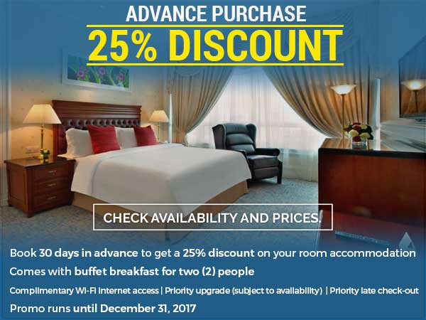 Royale-Chulan-Damansara-Advance-Purchase-With-Breakfast