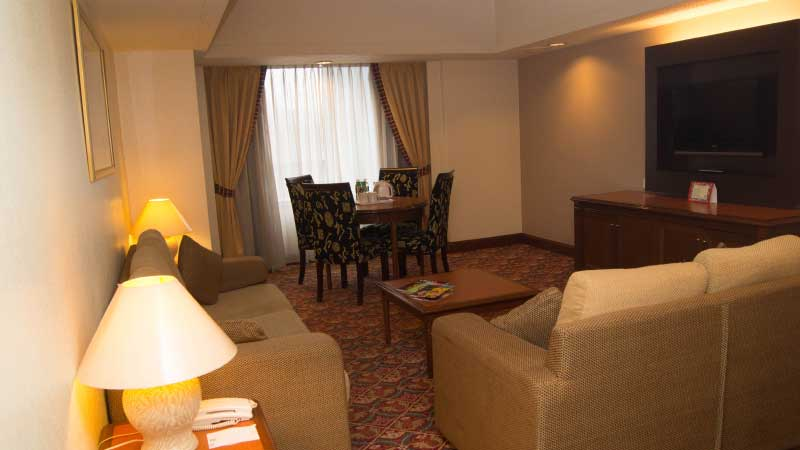 Quality Hotel - Executive Family Suite