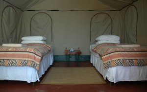Safari Tent 2 Sleeper