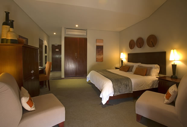 Maropeng Boutique Hotel in Magaliesburg, South Africa