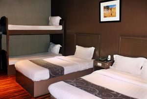 Swagman Hotel Manila in Manila, Philippines - Family Suite