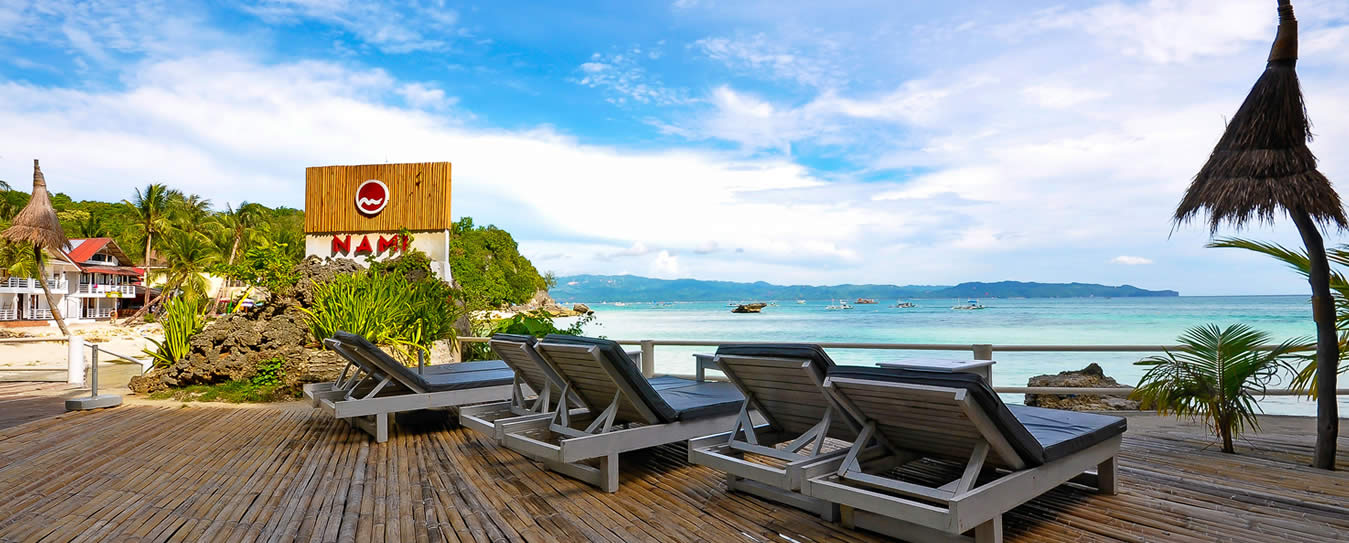Nami Resort in Boracay, Philippines