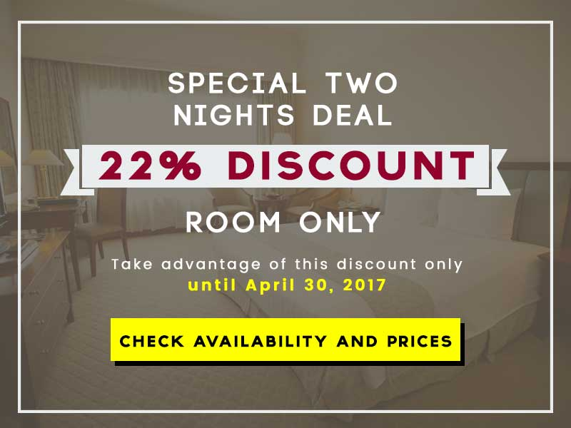 Evergreen Laurel Hotel Penang - Special Two Nights Offer Room Only