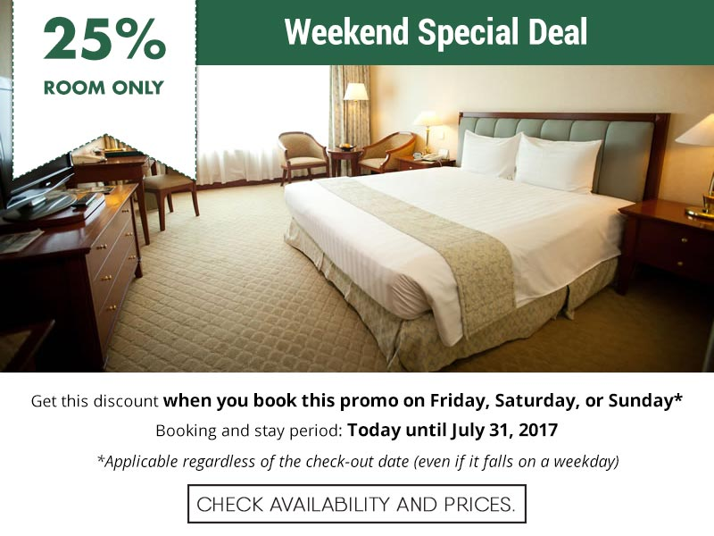 Weekend-Special-Deal-Room-Only