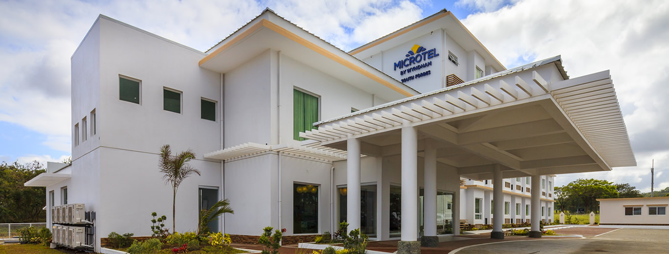 Microtel by Wyndham South Forbes in Sta. Rosa, Laguna, Philippines