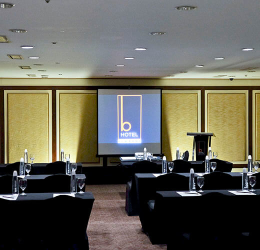 B Hotel Alabang - Business