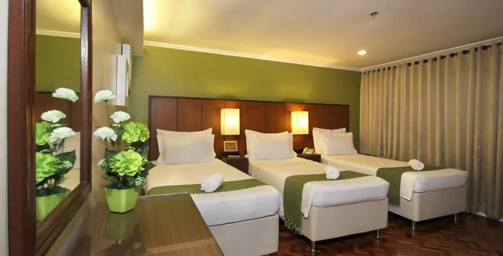 The Corporate Inn Hotel- Manila, Philippines