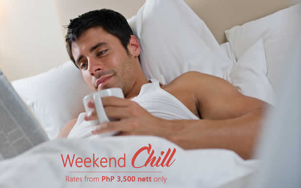 Richmonde Hotel Ortigas - WEEKEND CHILL