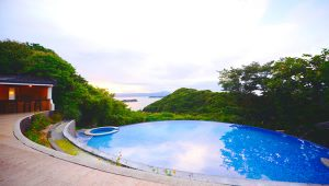 Tugawe Cove Resort in Caramoan, Camarines Sur, Philippines - Infinity Pool