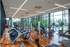 The Shore Hotel and Residences - Gym