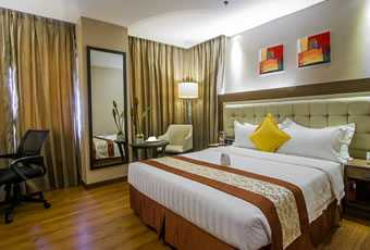 Ace Hotel & Suites in Pasig City, Philippines