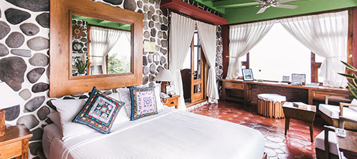 Fundacion Pacita in Basco, Batanes, Philippines - Commanding Views From Charming Rooms